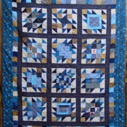 Center of It Quilt Pattern eBook