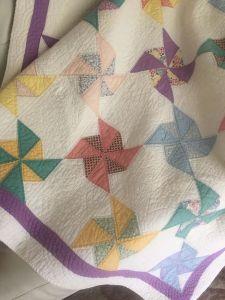 Great Great Grandma's Quilt