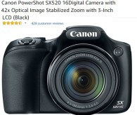 Canon Camera I Use