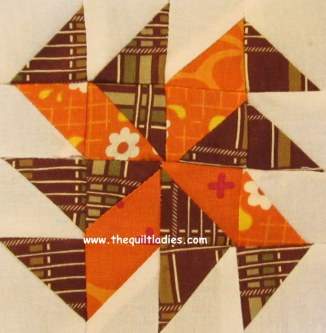 Make a Yankee Puzzle Quilt Block Pattern
