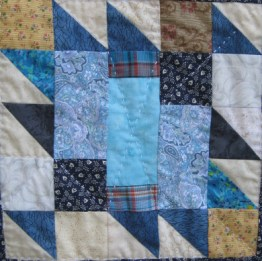 Center of it quilt pattern