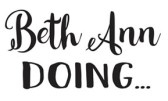 Logo for Beth Ann Doing