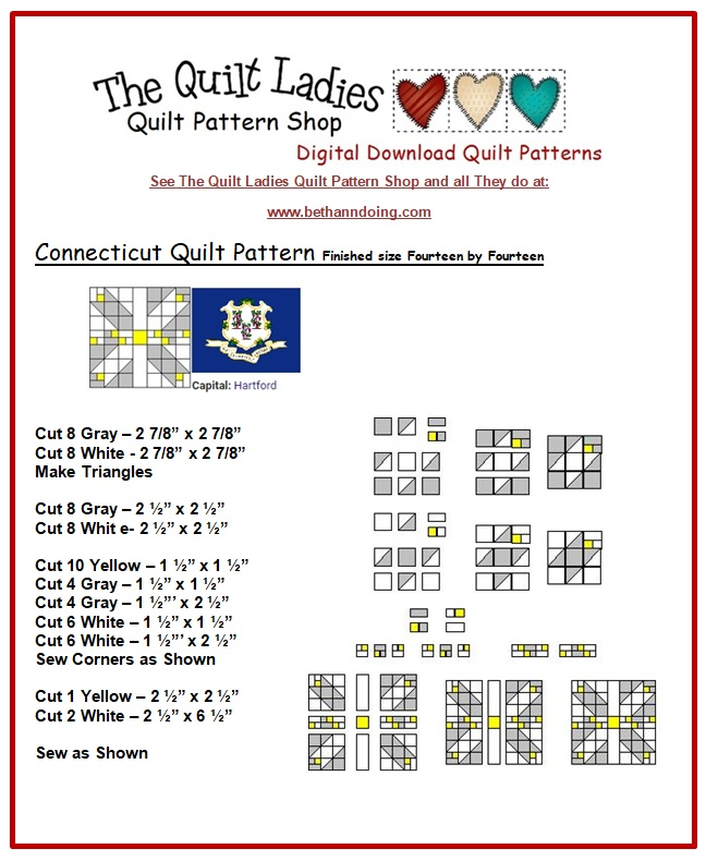 simple quilt pattern Archives -