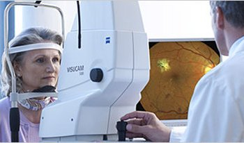 Zeiss Visucam Fundus Camera