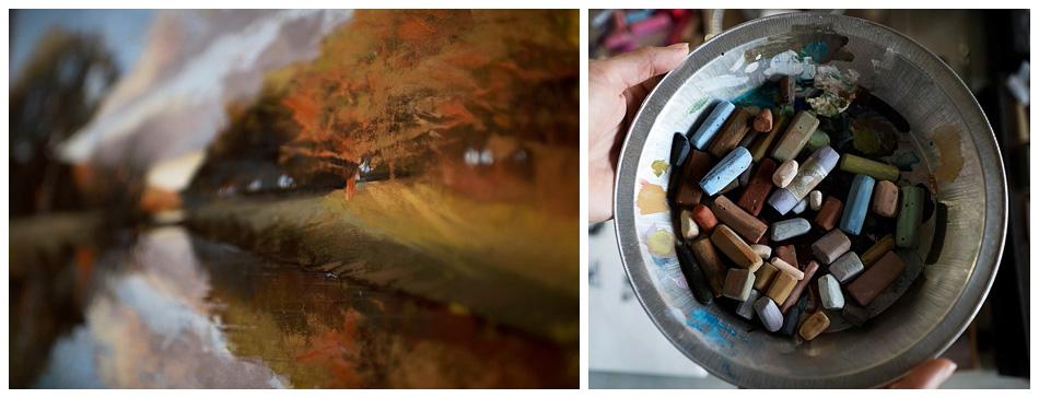 Bethany Fields Pastel Painter