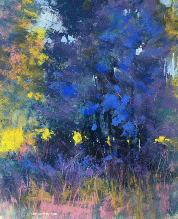 Bethany Fields Contemporary Impressionism