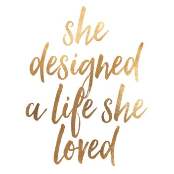 she+designed+a+life+she+loved-instagram