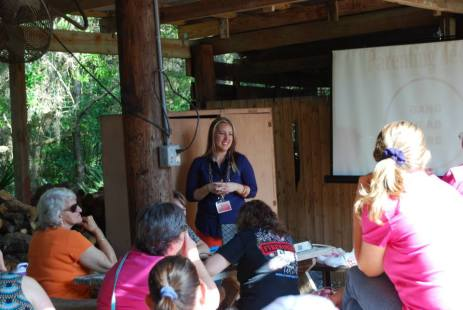 Lake Aurora 2014 Womens Retreat How Sweet it Is