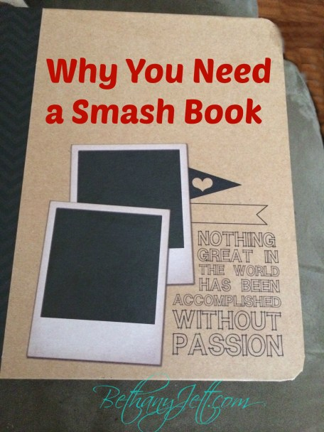 title why you need a smashbook