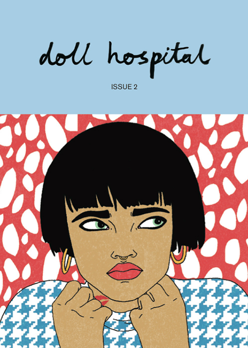 Doll Hospital Journal Cover Issue Two