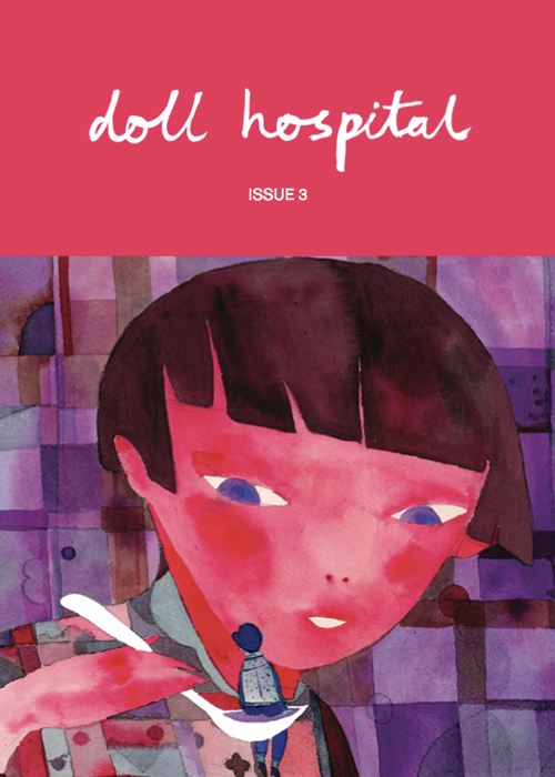 Doll Hospital Journal Cover Issue Three