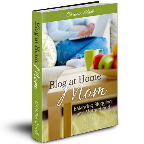Book Review: Blog at Home Mom, by Christin Slade