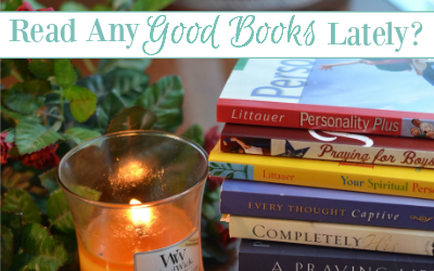 My Reading Goals And What I'm Reading Now