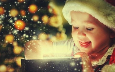 Why We're Not Opposed To Giving Our Children Christmas Gifts