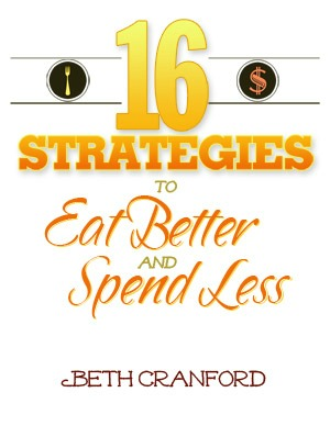 16 strategies for saving money on food costs.