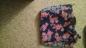 Avon Crazy for Quilted Totebag
