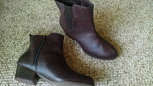 New Avon Boots in Campaign 2 2015--Cushion Walk Chunky Heel Bootie