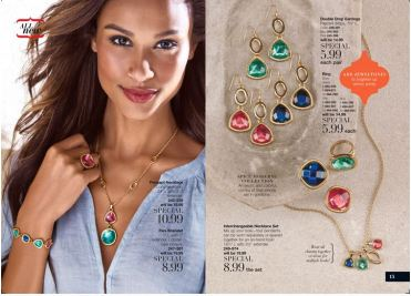 Spice Moderne Jewelry Collection