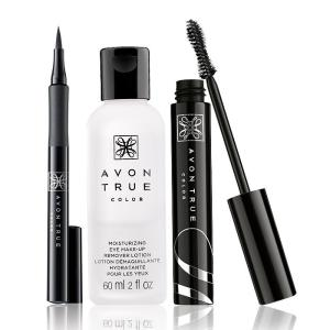 Avon True Color Wide Awake Mascara Set $5 with $40 purchase