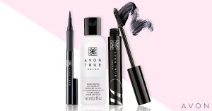 Avon True Color Wide Awake Mascara Set Limited Offer