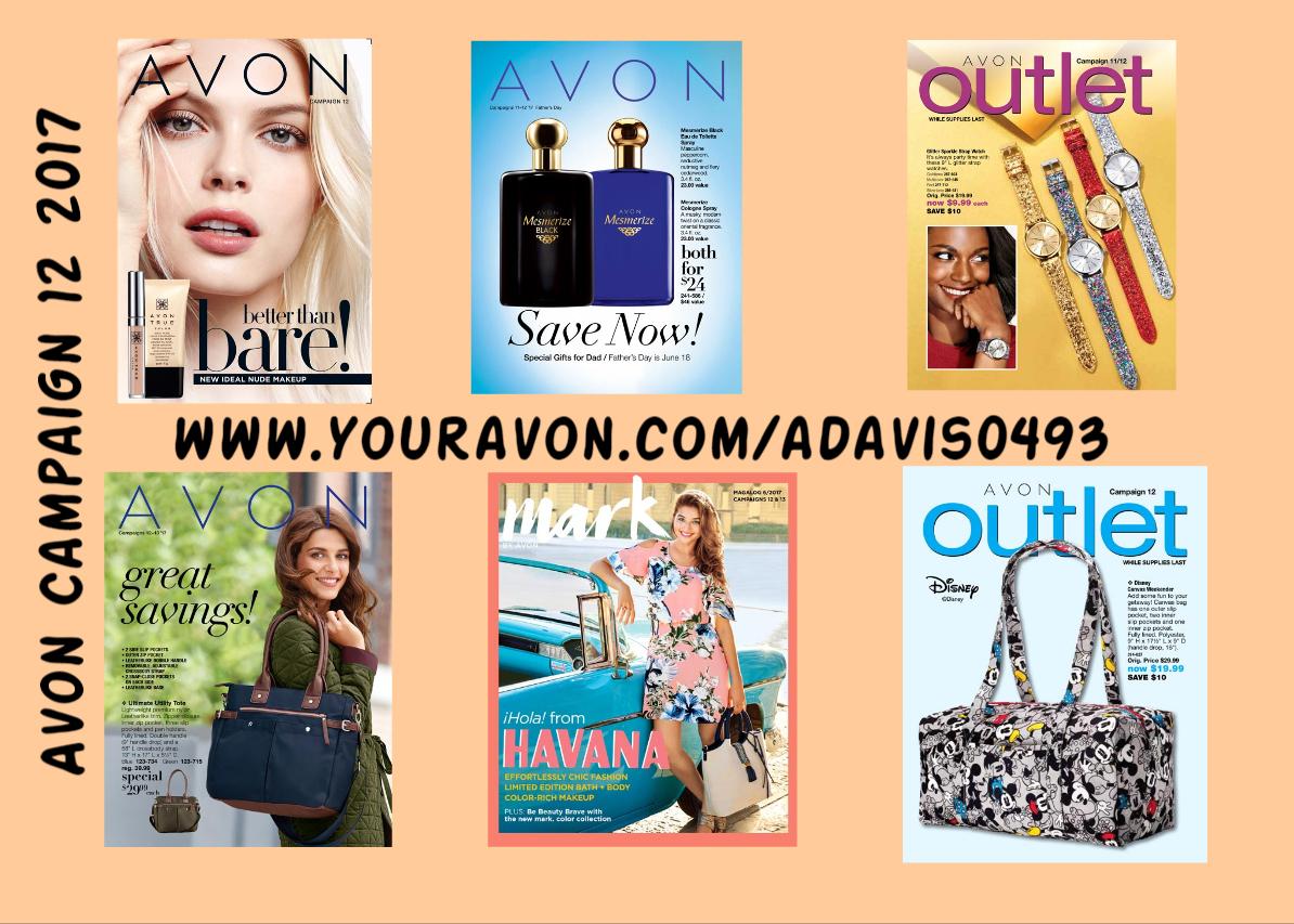 Avon Campaign 12 2017 Online Brochures