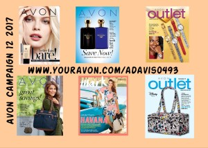 Avon Campaign 12 2017 Brochures