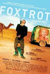 foxtrot movie poster