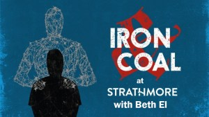 iron and coal poster