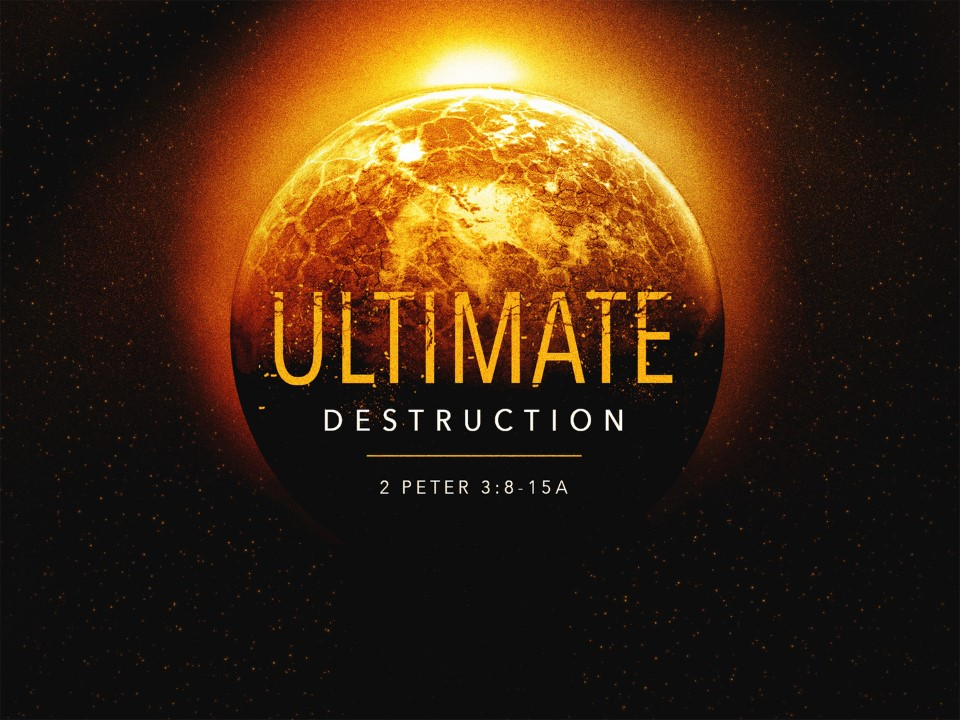Ultimate Destruction