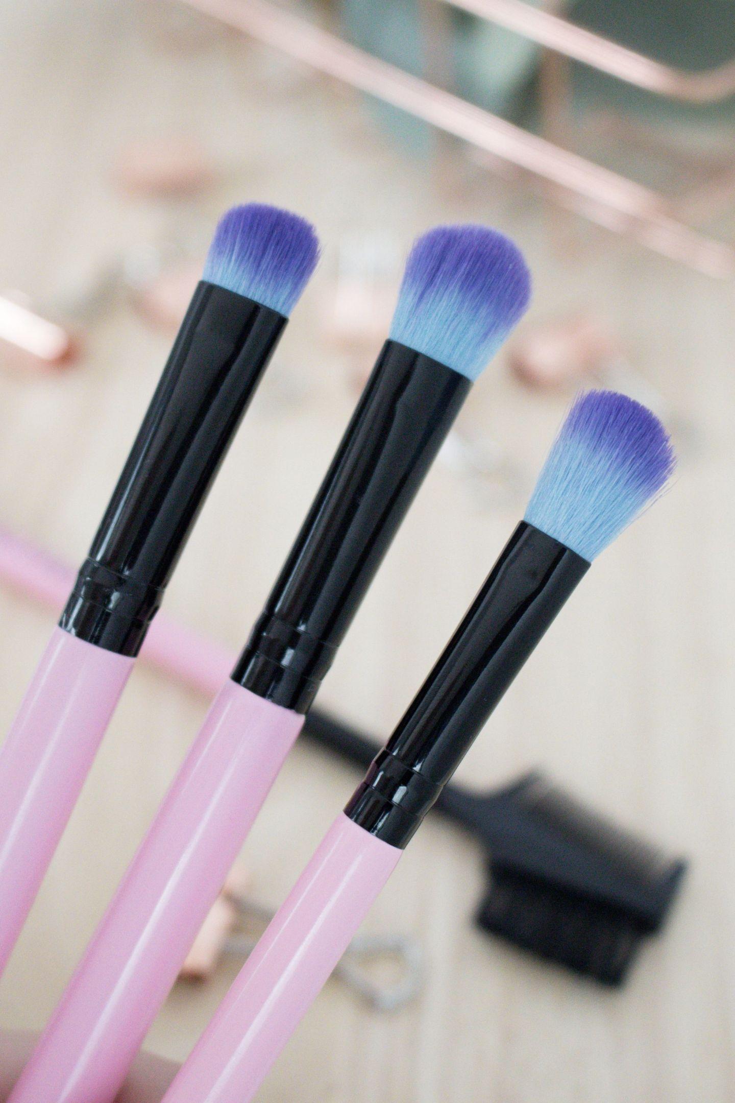 Spectrum Millennial Pink Blending Brushes