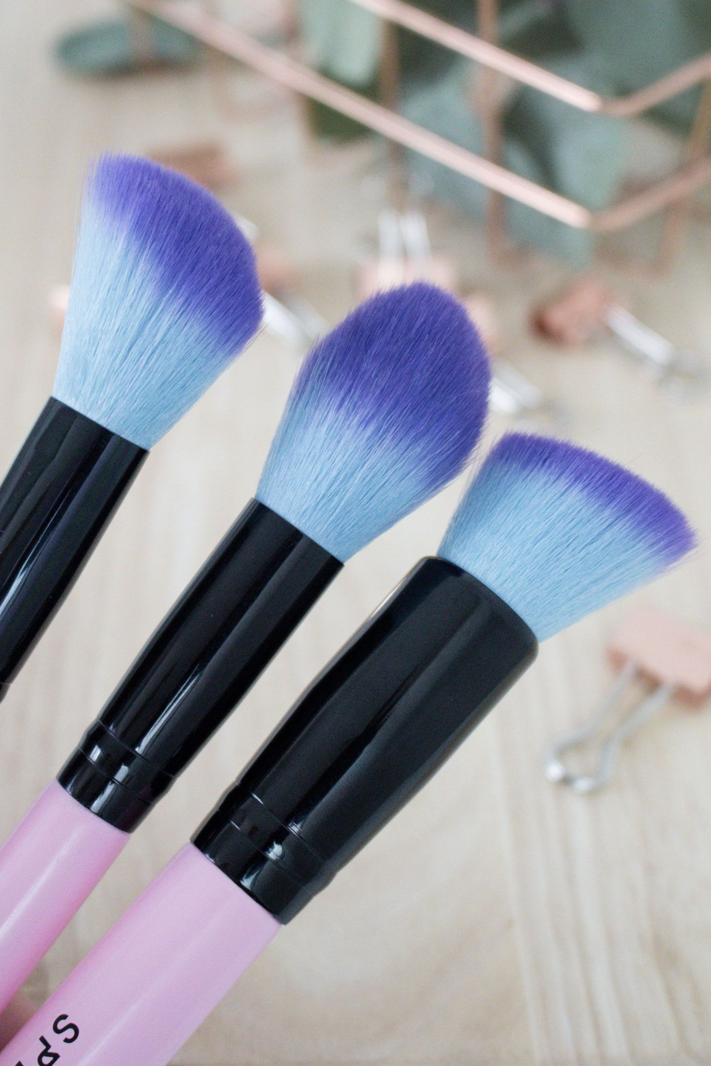 Spectrum Millennial Pink Brushes