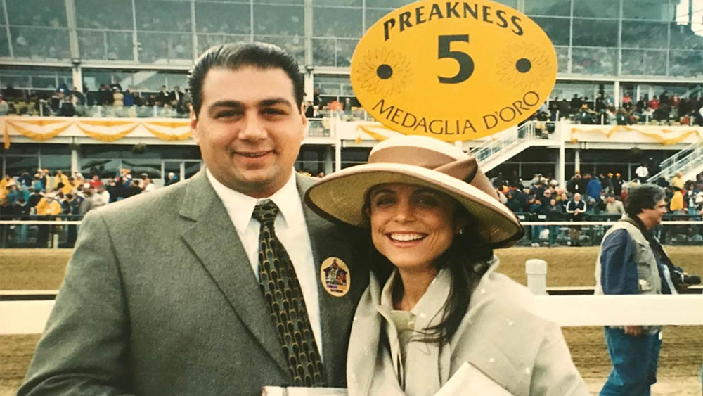 What Self-Made Millionaire Bethenny Frankel Learned about Hustle Growing Up at the Racetrack