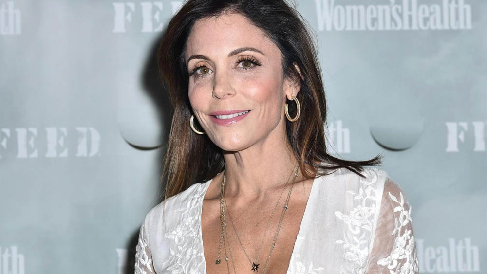 Bethenny Frankel Appears Live on Channel 9's Today EXTRA