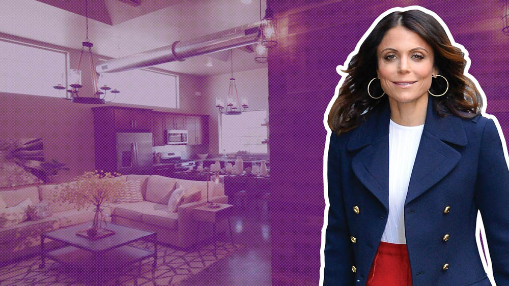 'Real Housewives of New York City's' Bethenny Frankel Reveals how Much her First Apartment Cost