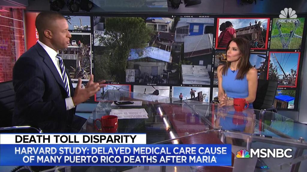 Bethenny Frankel Talks Disaster Relief Initiatives in Puerto Rico