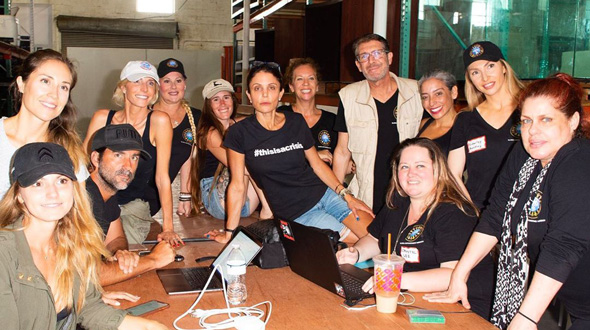Bethenny Frankel Travels to Florida and the Bahamas to Help Hurricane Dorian Victims