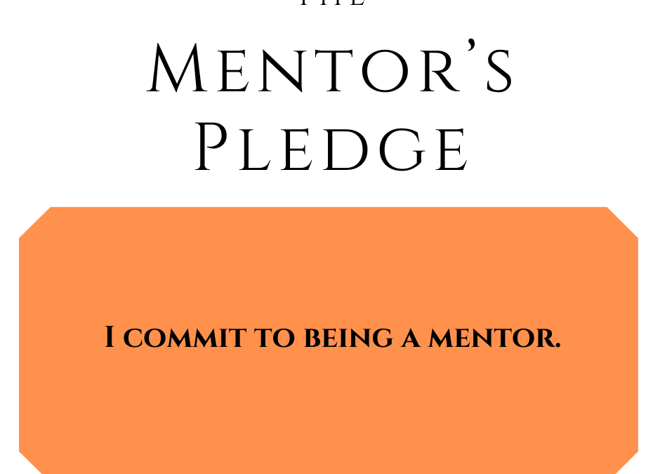 The Mentor's Pledge