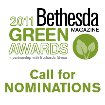 Bethesda Magazine Green Awards