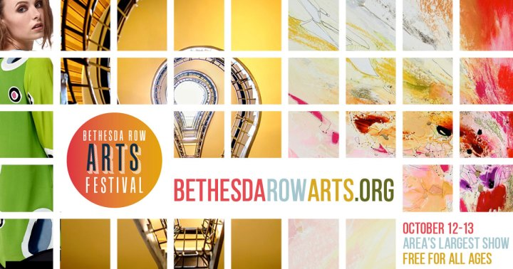 Image result for bethesda row arts fest