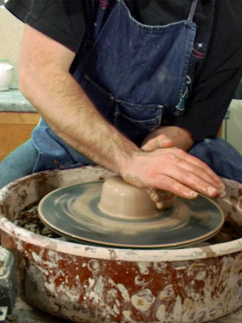 The potter and the clay