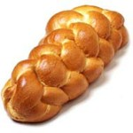Challah braided bread