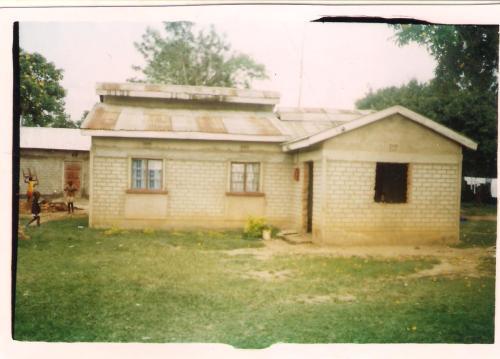 Pastor Patrick & Rose Mudenyo's home Mumsia, Kenya, Africa