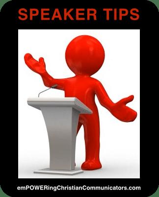 Speaker Tips