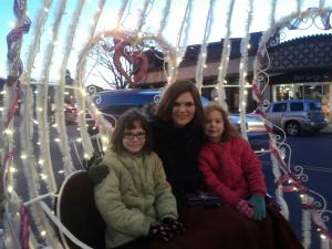 Annabelle, Heather & Violet