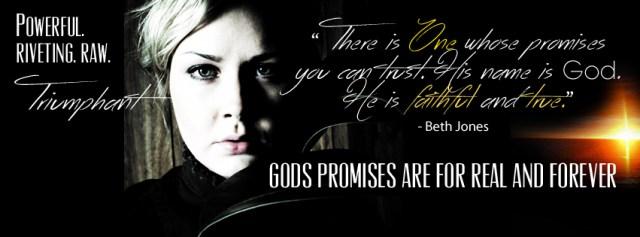 Promises in the dark Fb cover