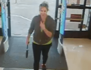 Jennifer Huston, last  video surveillance of her, getting snacks at Rite-Aid