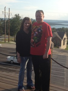 me and Ray, Branson marriage retreat