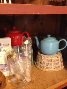 raw honey & tea kettles