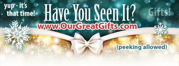 www.OurGreatGifts.com