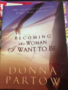 Donna Partow book